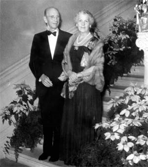 Founders, Mr. and Mrs. Alfred G. Kay